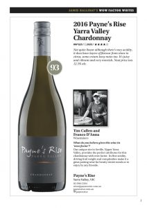 16 Chard - Wow Factor White